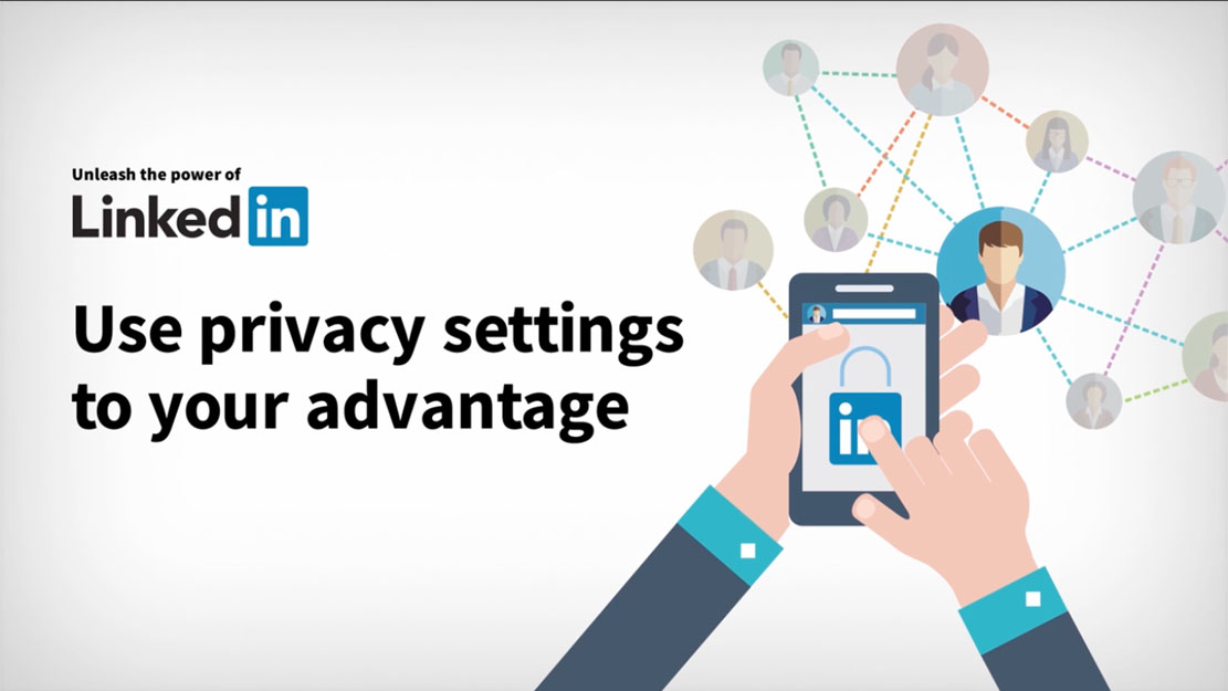 Adjust your LinkedIn privacy settings