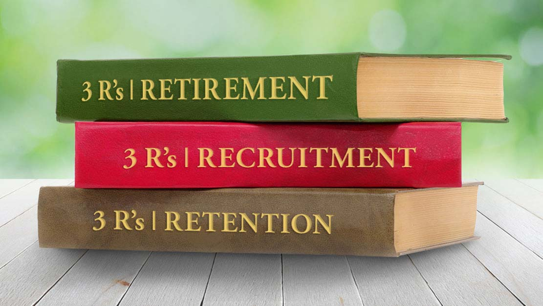 The 3 Rs of a retirement plan