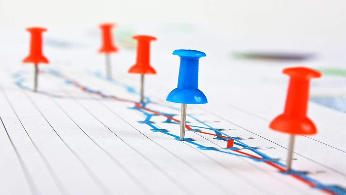 Five planning strategies for volatile markets